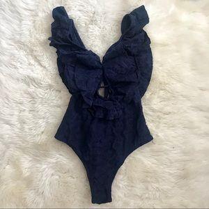 Show Me Your Mumu- Capri bikini one piece